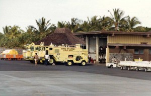 Keahole Airport, February 18, 1980