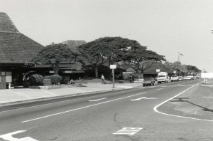 Ticket Lobbies, Keahole Airport, Kailua-Kona, Hawaii, 1980s.