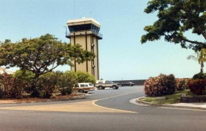 Keahole Airport, June 21, 1985