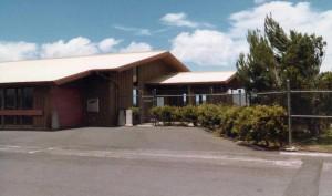 Waimea Kohala Airport July 25, 1984