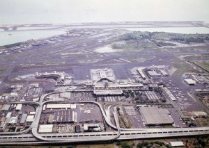 Honolulu International Airport, January 1, 1982.