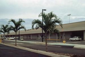 Commuter Terminal, Honolulu International Airport, June 1988.