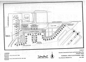 Honolulu International Airport Master Plan, 1981.