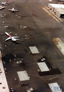 Interisland Terminal Ramp, HNL November 9, 1982