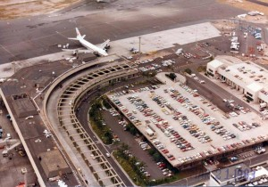 Ewa Concourse, HNL November 9, 1982