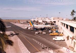 Central Concourse, HNL June 2, 1983