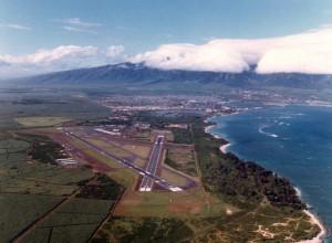 Kahului Airport 1980