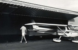 Groundbreaking ceremony, General Aviation improvements, Kahului Airport, Maui, 1981.
