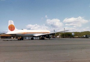 Kahului Airport August 11, 1982