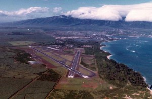 Kahului Airport January 31, 1984