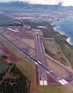 Kahului Airport January 31, 1984