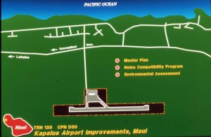 Kapalua Airport 1987