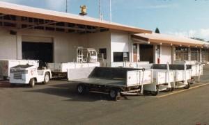 Molokai Airport, November 9, 1982