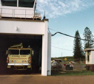 Molokai Airport, November 9, 1982
