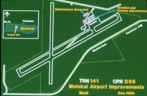 Molokai Airport 1987