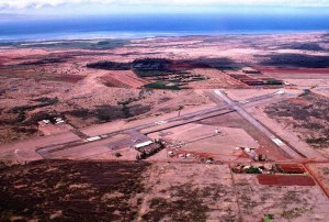 Molokai Airport July 1988