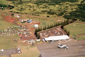 Molokai Airport July 1989
