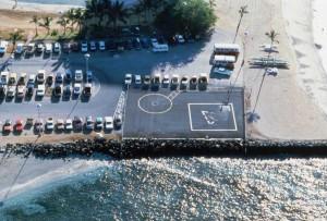 Ala Wai Heliport 1980s