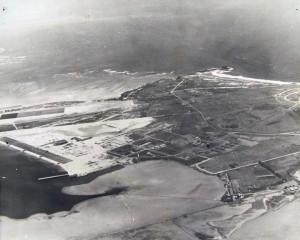 Marine Corps Air Station Kaneohe, 1980s.