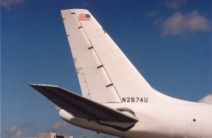 Honolulu International Airport, 1994.