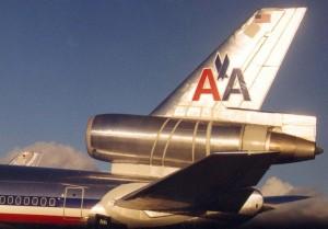 American Airlines, Honolulu International Airport, 1994.