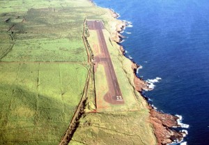Upolu Airport October 14, 1990