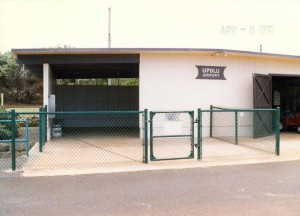 '90s Upolu Airport
