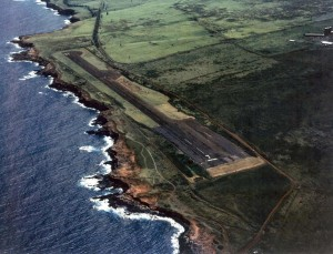 Upolu Airport, Hawaii, August 29, 1992.