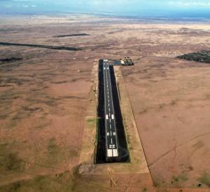 Waimea Kohala Airport October 24, 1990