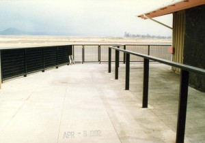 Waimea Kohala Airport, Hawaii, April 8, 1992.