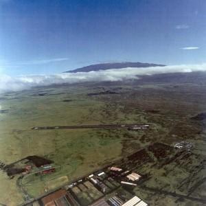 Waimea-Kohala Airport, Hawaii, January 1, 1993.
