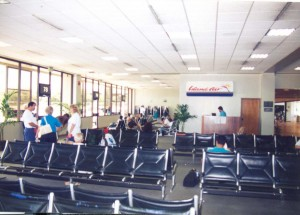Commuter Terminal, Honolulu International Airport, 1995.