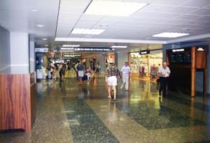 Interisland Terminal, Honolulu International Airport, 1995.