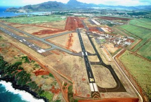 '90s Lihue Airport