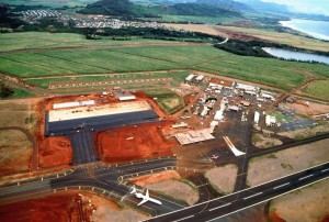 Lihue Airport July 25, 1990