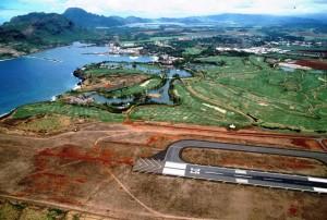 Lihue Airport July 25, 1990