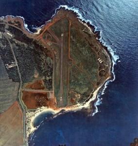 Port Allen Airport, Kauai, February 21, 1997.