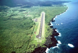 Hana Airport October 24, 1990