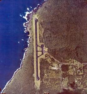Hana Airport, Maui, February 21, 1997.