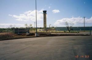 Kahului Airport, Maui, December 14, 1993.
