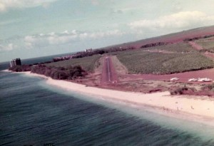 Kapalua Airport August 5, 1995