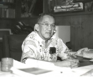 Owen Miyamoto, Airports Administrator, Hawaii Department of Transportation.