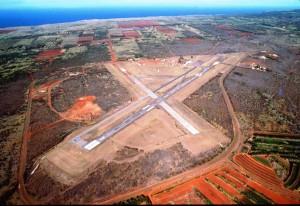 Molokai Airport November 25, 1991