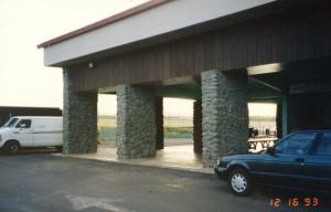 Molokai Airport, Hawaii, December 16, 1993.