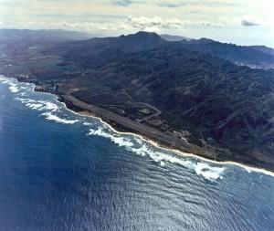 Dillingham Field, Oahu, 1993.