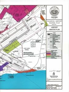Kalaeloa Airport Master Plan, 1998.