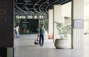 Honolulu International Airport, 1993.
