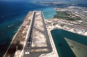 Reef Runway, HNL, October 31, 1990