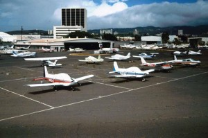 General Aviation, HNL, October 31, 1990