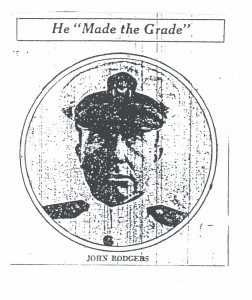 He Made the Grade, 9-11-1925
